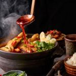 Thai Tom Yum Hot Pot - Vis