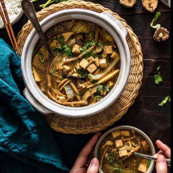 Japanse Miso Hot Pot - Vegetarisch